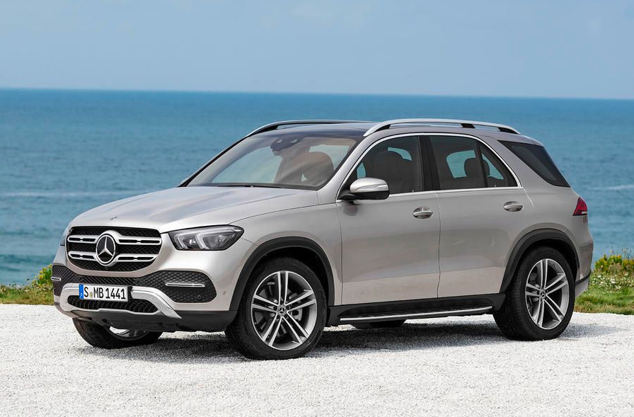 Mercedes-Benz GLE новая версия